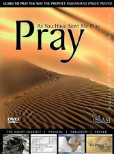 PRAY AS YOU HAVE SEEN ME PRAY DVD LEARN WUDU & SALAT ACCORDING TO THE SUNNAH