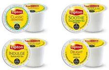 Lipton Tea and Iced Tea Keurig K-Cups PICK FLAVOR & QUANTITY