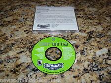 Rare Darwinia Dar Winia Cinemaware Marquee (PC) Game Windows (Mint)