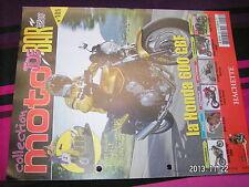 Fascicule Moto Joe Bar Team n°105 Honda 600 CBF AJS 7R Mika Kallio