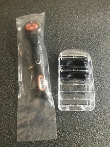 gillette fusion And Two Blades