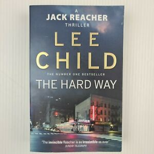 The Hard Way By Lee Child Jack Reacher Series #10 Medium Paperback -TRACKED POST