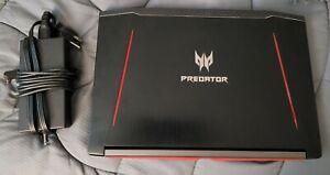 "Acer Predator Helios 300 Gaming Laptop 15.6"" 256 M.2 SSD + 500GB SSD G3-571-77QK"