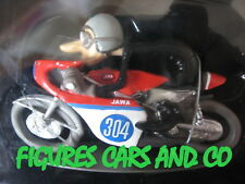 SERIE 2 MOTO JOE BAR TEAM 96 JAWA CZ 350 1969 BILL IVY
