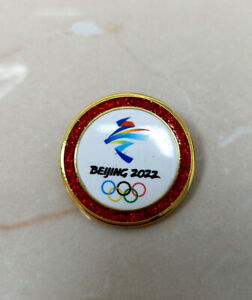 Beijing 2022 olympic pins 1