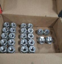 24 OEM GM STEEL WHEEL NUTS. M14 x 1.5 CHEVY TRUCK GMC
