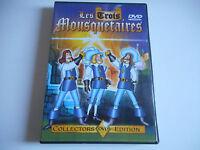 DVD - LES TROIS MOUSQUETAIRES - COLLECTORS EDITION