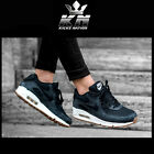 Nike Air Max 90 Premium Womens Shoes Casual Running Training Gym