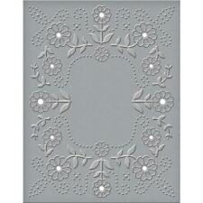 Spellbinders Cutting Embossing Folder ~ FLORAL REFLECTIONS ~ CEF-013