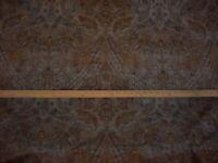 3Y GP & J Baker BP10646 Royal Damask Velvet Bronze Upholstery Fabric