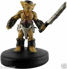 D&D mini GOBLIN FIGHTER TOD Dungeons & Dragons Pathfinder Miniature