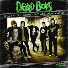 Dead Boys - Young Loud And Snotty At 40 (NEW CD)