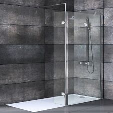 Walk-In  Shower Unit & Flipper Panel:1800x800mm Tray  800mm+300mm Panel