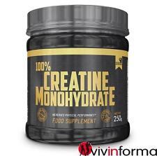 100% CREATINE MONOHYDRATE - Gold's Nutrition - Creatina Monoidrato 250g
