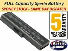 Fast Charge Laptop Battery PA3817U-1BRS PABAS228 4 Toshiba Satellite L750 L750D.