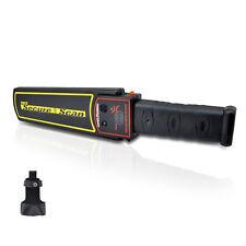 NEW Pyle PMD38 Secure Scan Handheld Metal Detector  with Adjustable Sensitivity