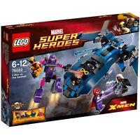 LEGO Super Heroes 76022 X-Men vs The Sentinel Wolverine Storm Magneto Marvel