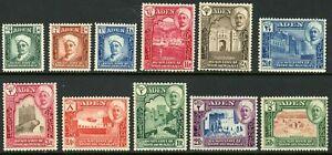 Aden / Quaiti 1942 SG.1-11 U/M