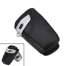 Universal Leather Key Fob Holder Bag Cover Case Basic line For BMW 1-7 Series X3