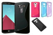 For LG Models N S Line Smooth Silicone Gel Skin Case - AntiSlip Grip / smooth