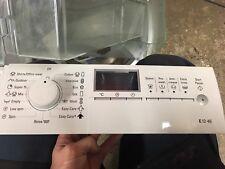 Siemens E12-46 WM12E460ME/01 User Interface Front Panel Control Board Genuine