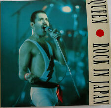 Queen Rock In Japan Double Lp Gatefold Sleeve!Live In Osaka 85!Picture Disc