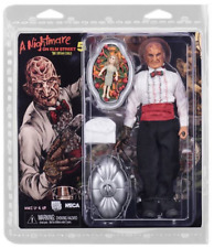 "A Nightmare on Elm Street Chef Freddy 8"" Action Figure By NECA"