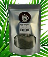 Green Tea Bags Premium Herbal Tea Contains Caffeine