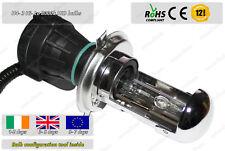 2x H4- 3 Hi Lo Beam HID Bi- Xenon Bulbs 8000k White Replacement 35W Bulbs Lamps