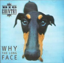 BIG COUNTRY ~ Why the Long Face UK CD ~ NEW AND SEALED!