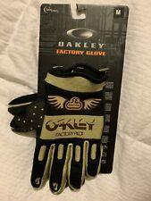 New listing Rare🔥 Oakley x Se Bikes Racing Factory Pilot Gloves Limited Edition Medium Mens