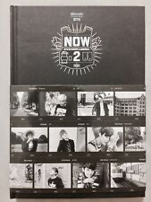 BTS Now 2: BTS in Europe & America Photobook (JIN bookmark, standee, DVD)