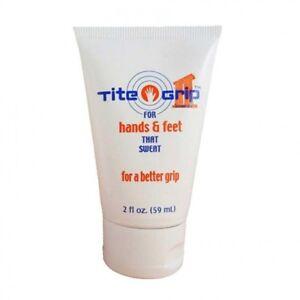 Tite Grip II Control Formula Antiperspirant Hand Lotion Non-Slip Golf Pole - 2oz