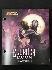 Magic the Gathering MTG Eldritch Moon Players Guide