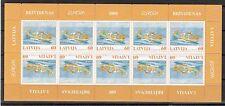 CEPT, Europa Lettland 2004, Mi 613 im Kleinbogen, postfrisch, KW 20,00€