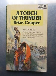 Brian Cooper A TOUCH OF THUNDER Pan 1965 pb