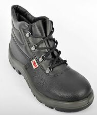 JSP Minster Pro S1P Waterproof Safety Boots Steel Toe Cap UK Size 12 RRP £39.99