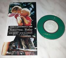 "CD GILBERT O'SULLIVAN - TOMORROW, TODAY - KTDR-2046 - JAPAN 3"" INCH - SINGLE"