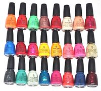 New China Glaze Nail Polish Lacquer 0.5 fl oz - Choose From 26 Gorgeous Shades