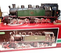 LGB 2085D  0-6-6-0 Mallet Steam Engine - G Scale - Never Run on layout-w box&Ins