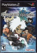 Tales of Legendia [PlayStation 2 PS2, Namco, Action Adventure JRPG] NEW