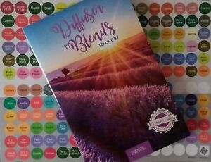 DIFFUSER BLENDS TO LIVE BY Essential Oils Booklet  doTERRA Young living