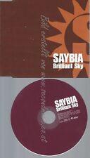 PROMO CD--SAYBIA--BRILLIANT SKY --1TR