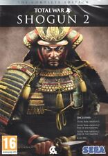 Shogun 2: Total War - The Complete Edition (3 PC Games & 11 DLC packs)