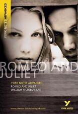 Romeo and Juliet: York Notes Advanced: William Shakespeare,William Shakespeare