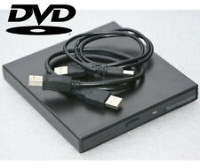 External USB DVD Cdrom Drive Drive Compatible with Windows 98 XP 7 8 10#