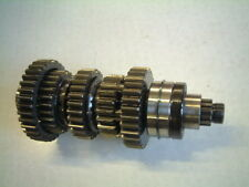 KAWASAKI Z750 Z 750 KZ750 Z750H LTD ~ GEARBOX OUTPUT SHAFT COMPLETE WITH GEARS