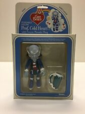 Prof. Cold Heart w/Frozen Meanie Mug Care Bears Vintage Poseable Figure MIB