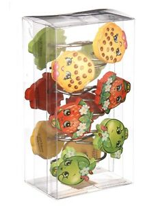 Shopkins Fruit Shower Hooks 12 Piece Great Holiday Gift