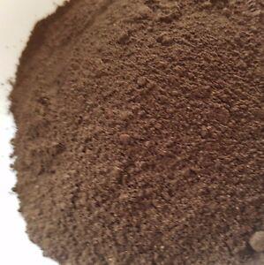 BLACK WALNUT HULLS POWDER 100G (PURE)☆ Juglans nigra Vacuum Packed